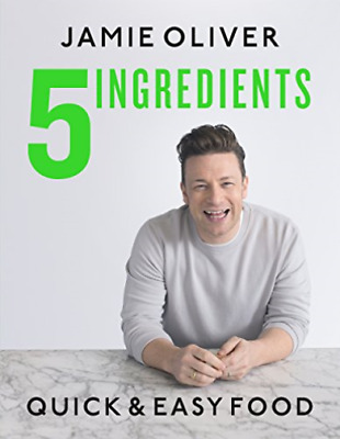 AU50.32 • Buy Oliver Jamie-5 Ingredients HBOOK NUOVO