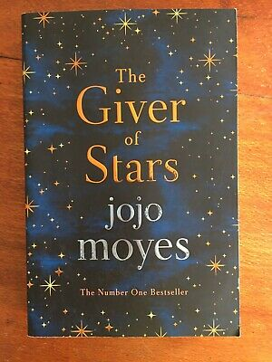 AU3 • Buy The Giver Of Stars  By Jojo Moyes (Paperback, 2019)