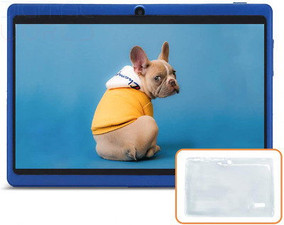 JINYJIA 7 Inches Tablet PC, Google Android 9.0 HD With Silicone Blue  • 87.29£