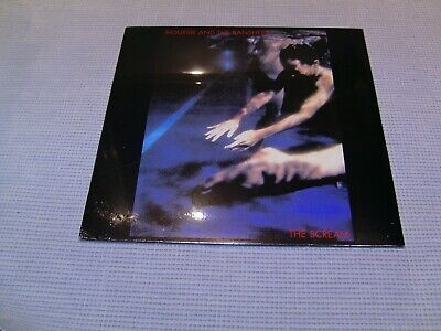 SIOUXSIE AND THE BANSHEES- THE SCREAM HALF SPEED MASTER 180g VINYL LP-NEW  • 17.99£