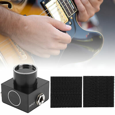 $ CDN40.29 • Buy Pedal Tuner For Electric Guitar Mini HD LED Display Adjustable A4 Range Value