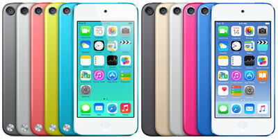£89 • Buy Apple IPod Touch 3rd, 4th, 5th, 6th, 7th Generation - Various Colours/Memory