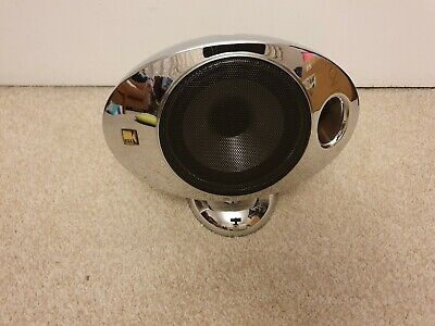 Kef 2001 Spacial Edition Chrome Centre Speaker • 39.99£