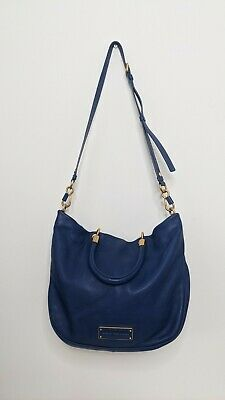 Genuine Marc By Marc Jacobs Bag - Too Hot To Handle Shopper Tote Blue, Vintage • 55£