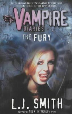J Smith, L, The Vampire Diaries: The Fury: Book 3, Very Good, Paperback • 2.99£