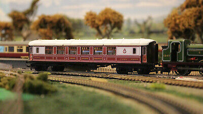 £25 • Buy Great Central Railway Coach X 3 Coach Render Kit For Triang Pullman Coach 00