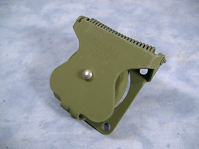 $25.90 • Buy M35a2 M939 M809 Military Trailer Receptacle Cover M998 M35a3 M813