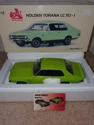 AU399.95 • Buy 1:18 Biante Holden LC GTR XU-1 Torana In Lina Green