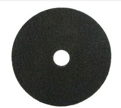 $29.90 • Buy 3M 7200 Stripping Pad, 17  In Black (Case Of 5)