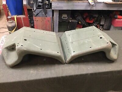 $450 • Buy Military Truck M151a2 Right And Left Front Fender Set Pair Nos Body Panels