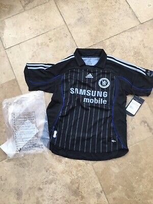 Chelsea Away Jersey Youth ( 10 Year Old?) Bnwt In Bag • 30£