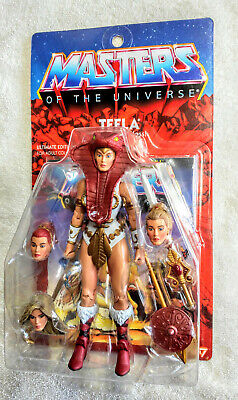 $185 • Buy Masters Of The Universe Ultimates Teela New And Sealed With Mailer