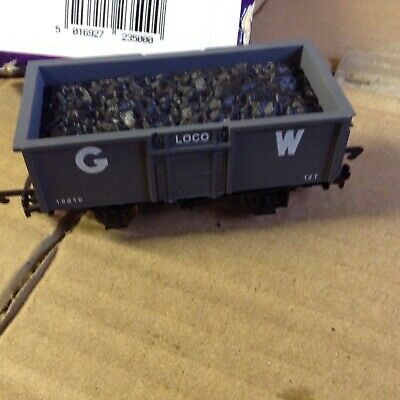 Dapol 00 Gauge B350 Gwr Loco Coal Mineal Wagon With Coal Load • 11.15£