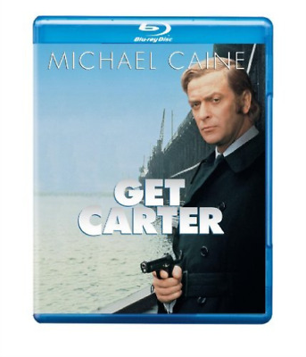 PB ACTION/ADVENTURE-Get Carter (US IMPORT) Blu-Ray NEW • 14.30£