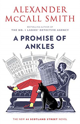 AU18.98 • Buy Mccall Smith Alexander-Promise Of Ankles BOOK NEUF