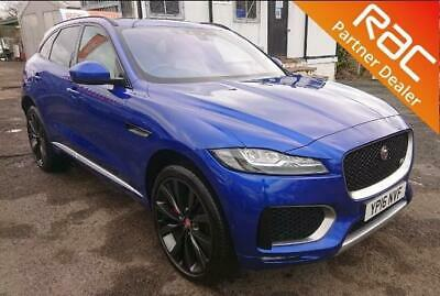 2016 Jaguar F-Pace 3.0d V6 1st Edition 5dr Auto AWD Estate Diesel Automatic • 28,975£