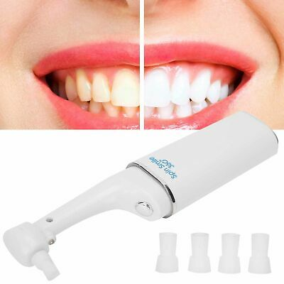 £6.78 • Buy Ultrasonic LED Electric Scaler Tooth Polishing Cleaner Oral Teeth Cleaning Kit