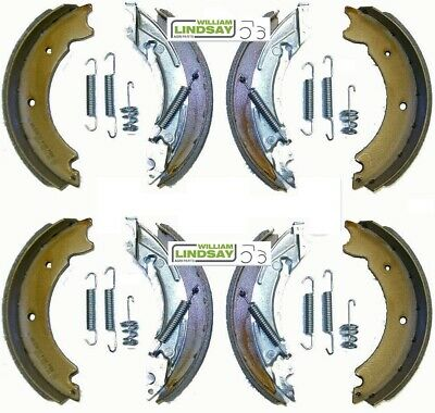 New Kit Fits Ifor Williams TT85 Tipping Trailer Knott Brake Shoes 2 X Axle Set • 59.99£