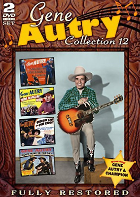 £12.94 • Buy `autry,gene`-gene Autry Movie Collection 12 (us Import) Dvd New