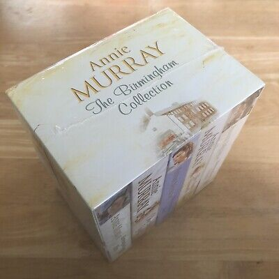 Annie Murray:  The Birmingham Collection (5 Book Box Set) 'New And Sealed' • 22.95£