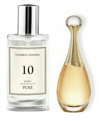 FM Fragrance Pure 10 Inspired By Dior J'adore • 14£