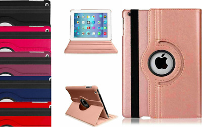£6.88 • Buy For Apple IPad 8th Generation 10.2  2020 360° Rotating Smart Leather Case Cover