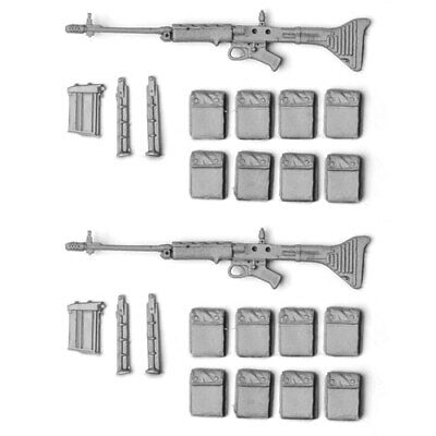 £17.49 • Buy SOL RESIN FACTORY, Cat.no.MM372, German FG42 Assault Rifle X 2 , SCALE 1:16