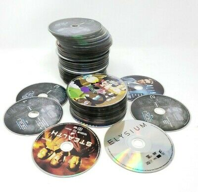 $ CDN79.99 • Buy Lot Of 135+ DEFECTIVE/SCRATCHED DVD Discs Only