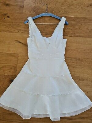 AU50 • Buy Forever New White Dress Size 6