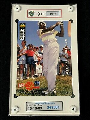 $24.99 • Buy 1994 Pro Files Upper Deck Collectors Choice Michael Jordan GOLF Card #204  9++