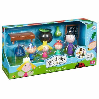 £16.69 • Buy Ben & Holly's Little Kingdom Magic Class Playset With 4 Figures Inc Nanny Plum