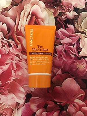 Lancaster Tan Maximizer Soothing Repairing After Sun 50ml 1 Prolonging Brand New • 9.99£