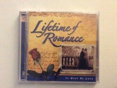 """£2.25 • Buy Lifetime Of Romance CD X 2, Various Artists - """"It Must Be Love"""""""