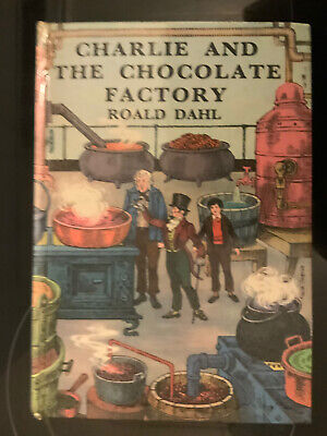 £195 • Buy First UK Edition Charlie & The Chocolate Factory 1967