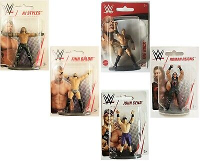 £6.99 • Buy WWE Mini Collection - Wrestling Action Figure - Party Filler Cake Topper
