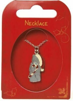 Me To You Tatty Teddy Collectors Christmas Enamel Necklace & Bracelet Q748 • 11.99£
