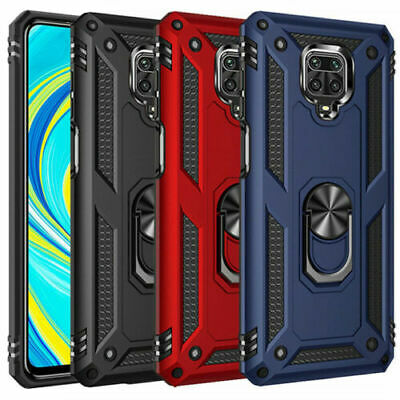 $ CDN7.03 • Buy Luxury Magnetic Case Cover With  Ring Holder Buckle For Samsung Galaxy S8 Plus