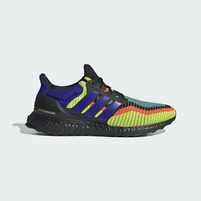 $ CDN164.58 • Buy Adidas Ultra Boost 2.0 DNA Mens Running Shoes Core Black/Multi-Color FW8711 NEW!