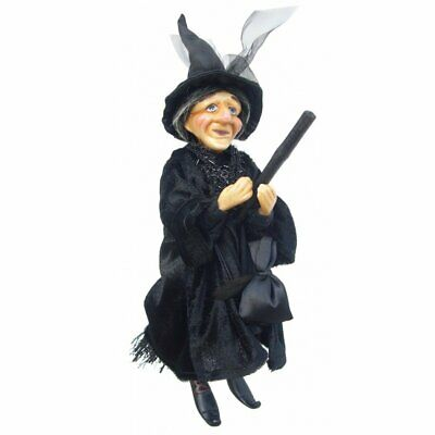Witches Of Pendle - Nan Goth Witch Flying (Black) 50cm Or 24cm • 18.99£
