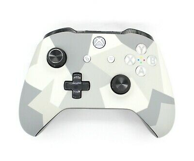 AU82.99 • Buy AU Winter Forces Edition Xbox One S Bluetooth Game Controller Gamepad With Jack