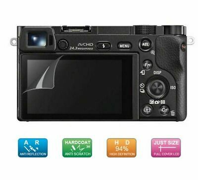 $ CDN9.58 • Buy 2x LCD Screen Protector Protective Film For Sony Alpha A6500 A6300 A6000 A5100 A
