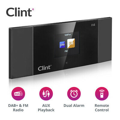 Clint H4 Radio Adapter For DAB+ And FM RRP  £70  • 29.95£