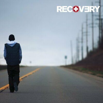 Eminem-recovery (ed) (us Import) Cd New • 12.62£