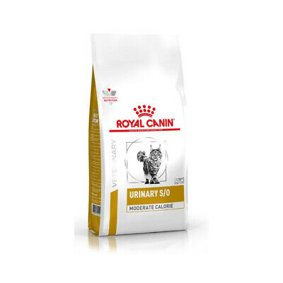 £55.86 • Buy Royal Canin Urinary S/O Moderate Calorie VHN Dry Cat Food 7kg