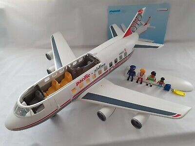 £63.29 • Buy Playmobil Airplane 4310 Set Pacific Airline