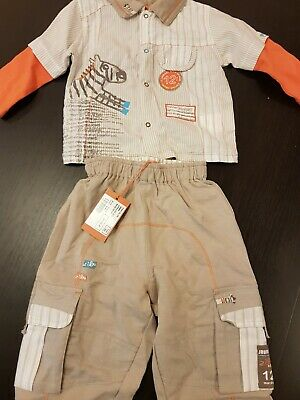 Marese Designer Baby Boys Set Top And Trousers  • 9.80£