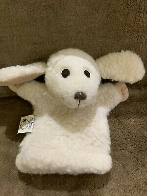 £14 • Buy ECOCHUMS 100% Wool Glove Puppet - Lamb - Made In Poland