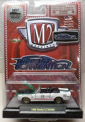 $25 • Buy M2 2017 Mexico Conv Exclusive 1968 Shelby Gt500kr ((only 750)))