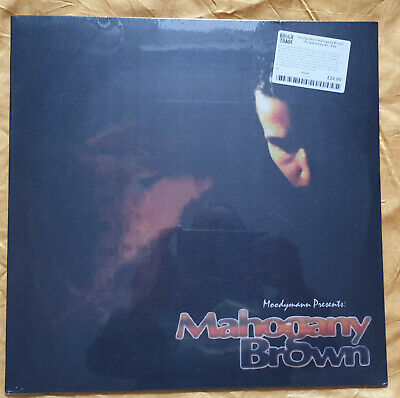 Moodymann - Mohogany Brown Limited Edition Re Release (300) Purple Vinyl Sealed • 60£