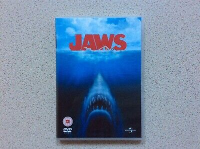 Jaws (DVD, 2005) Pre-owned ,very Good Condition • 2.49£